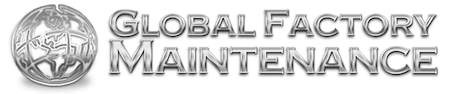 Global Factory Maintenance Logo